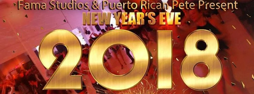 New Years Latin Dance Party