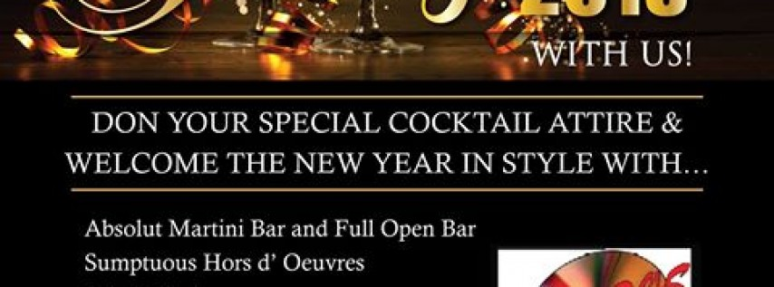 New Year's Eve Party at Miami Shores Country Club