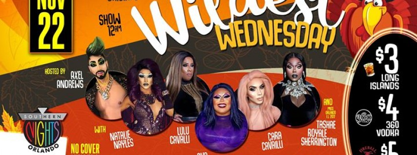 Wildest Wednesday at Southern Nights Orlando