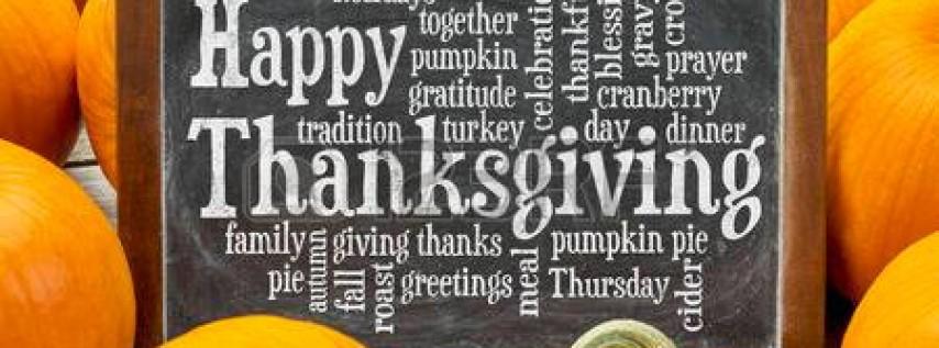 Thankgiving Day Buffet