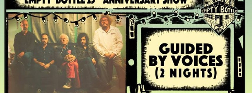 NYE: Guided By Voices #EB25