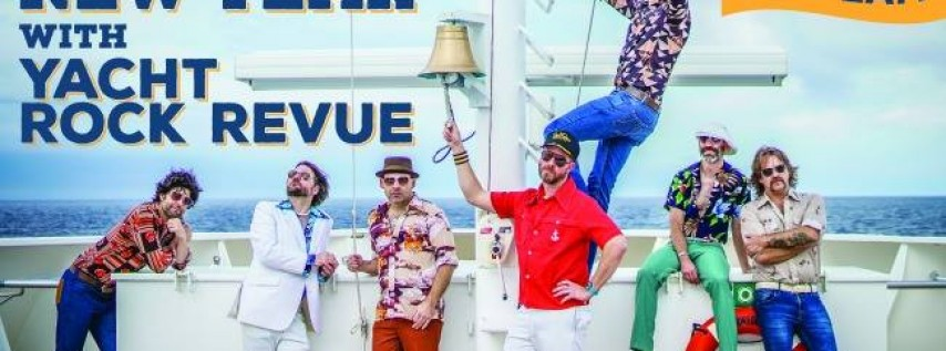 New Years Eve with Yacht Rock Revue