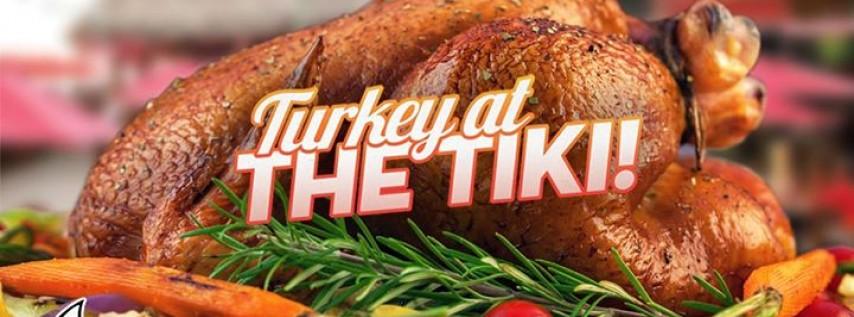Sharky's Thanksgiving Buffet