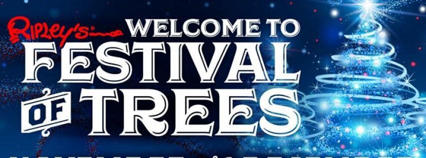 Festival of Trees - Nov & Dec 2017