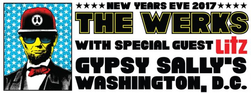 The Werks NYE w/ LITZ at Gypsy Sally's