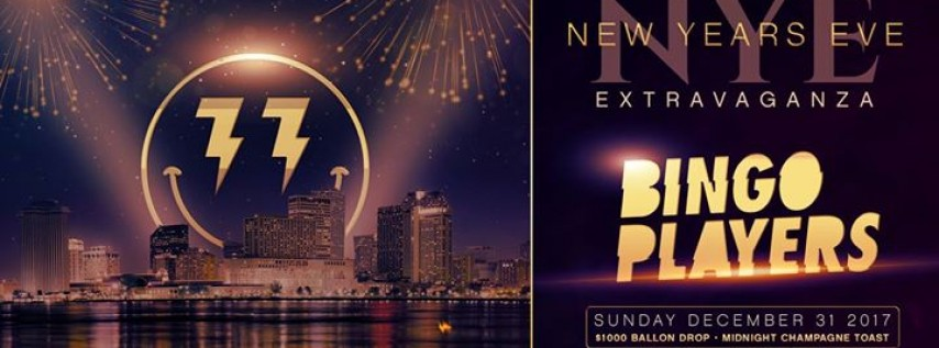 The Metropolitan's New Years Eve Extravaganza ft: Bingo Players