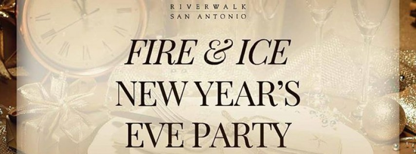 It's a Fire and Ice New Year's Eve