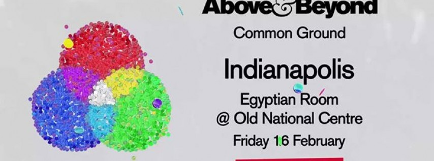Above & Beyond: Common Ground Indianapolis