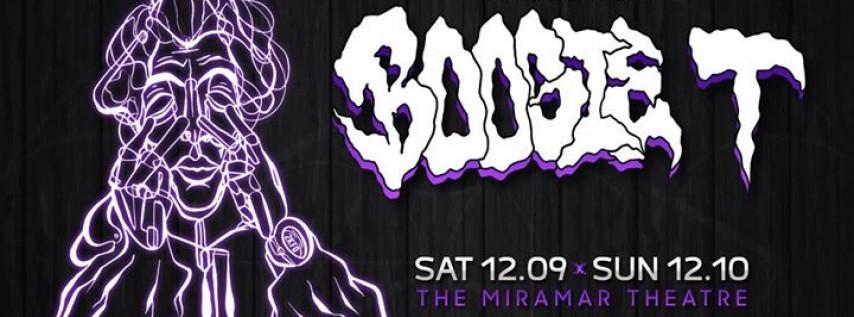 Boogie T at The Miramar Theatre (2 Nights!)