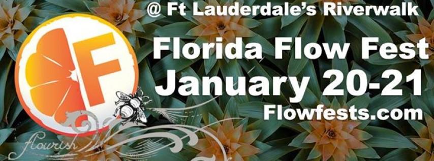 Florida Flow Fest Flourish