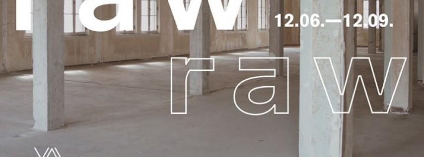 RAW Pop Up - Art Basel 2017