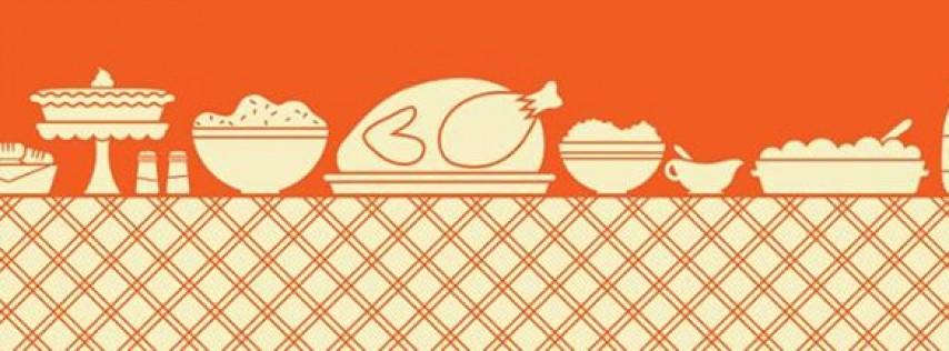 Thanksgiving Potluck! Cena de Acción de Gracias!