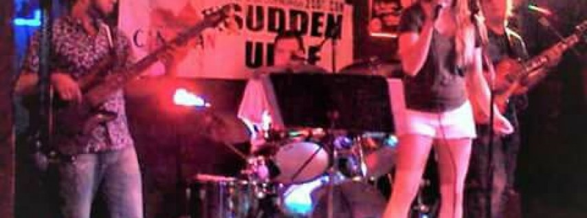 Mooney's- The Sudden Urge 11/22 9.30 pm