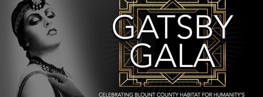 NYE Gatsby Gala celebrating Blount Habitat's 25th Anniversary
