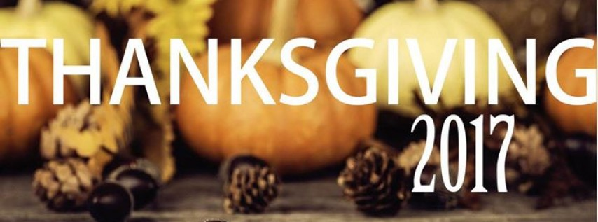 Thanksgiving Break - no school