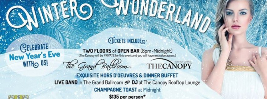 Winder Wonderland New Year's Eve at The Birchwood