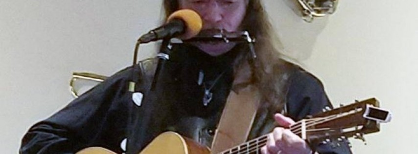 Perry Hall Folk Music Night, featuring Mike Hamilton
