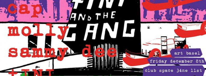 MIAMI - tINI and the gang ART BASEL Edition