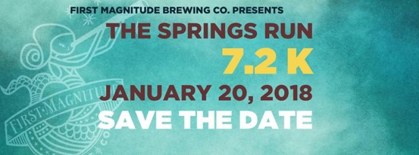 The Springs Run 2018