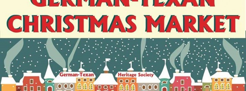 German-Texan Christmas Market
