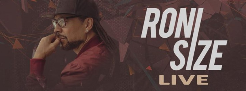 Roni Size (LIVE) at U Street Music Hall