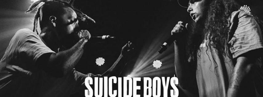Suicideboys - Global Epidemic Tour