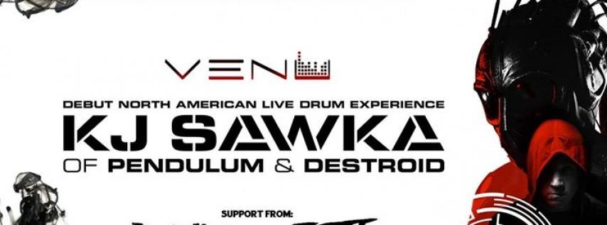 21+ FREE | Night of Drum & Bass ft. KJ Sawka of Destroid (18+)