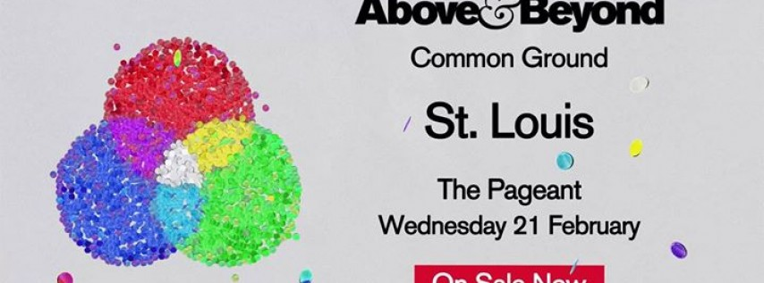Above & Beyond: Common Ground St. Louis