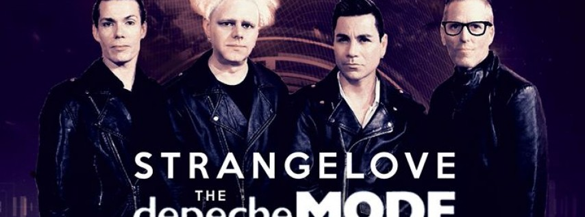 Strangelove- the Depeche Mode Experience at Gaslamp