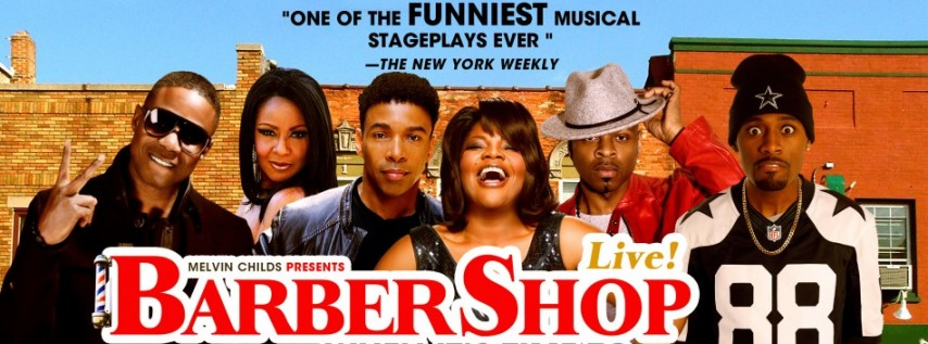 BARBERSHOP LIVE Stage Play