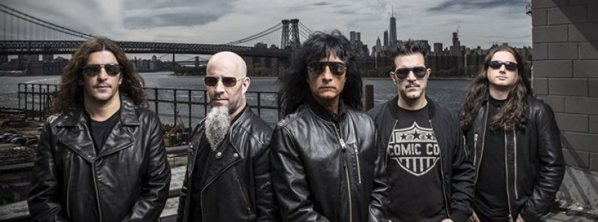 SiriusXM Presents: Anthrax/Killswitch Engage - The Killthrax Tour