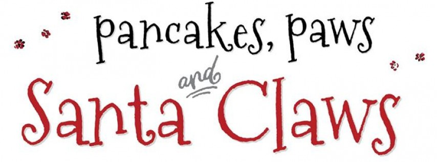 Pancakes, Paws and Santa Claws
