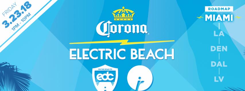 Corona Electric Beach Road To EDC: Chris Lake, Mija, Will Clarke, & More