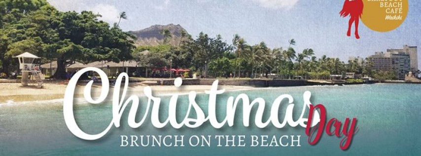 Christmas Day Brunch on the Beach
