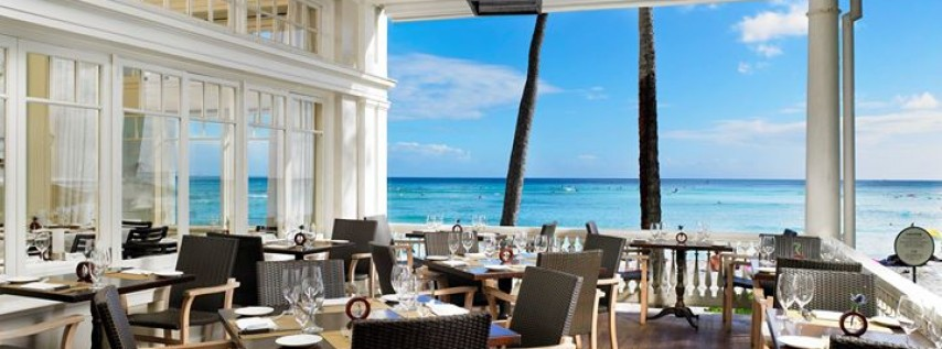 Christmas Brunch Buffet at the beachhouse at the moana