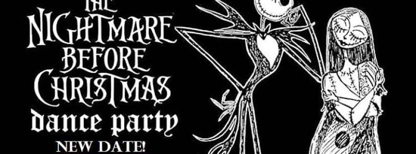 Nightmare Before Christmas Dance Party