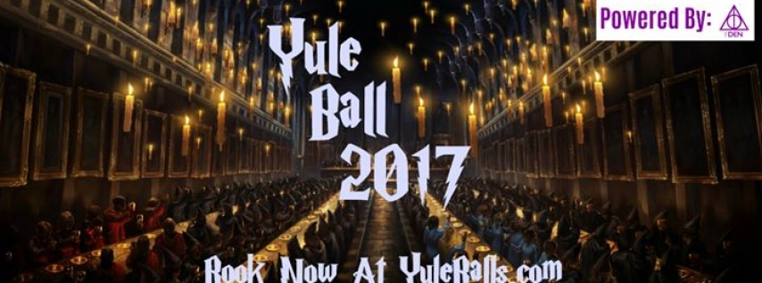 Harry Potter New Years Eve Charity Yule Ball (YB2: 18+)