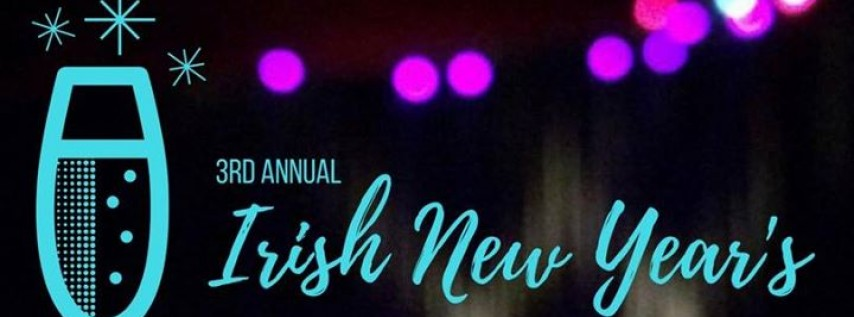 3rd Annual Irish New Year's Toast