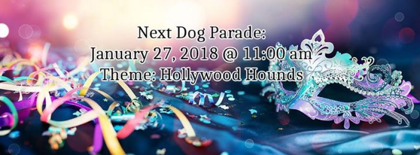 DeLand Dog Parade - Hollywood Hounds