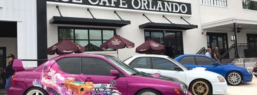 Orlando Subaru Group Meet