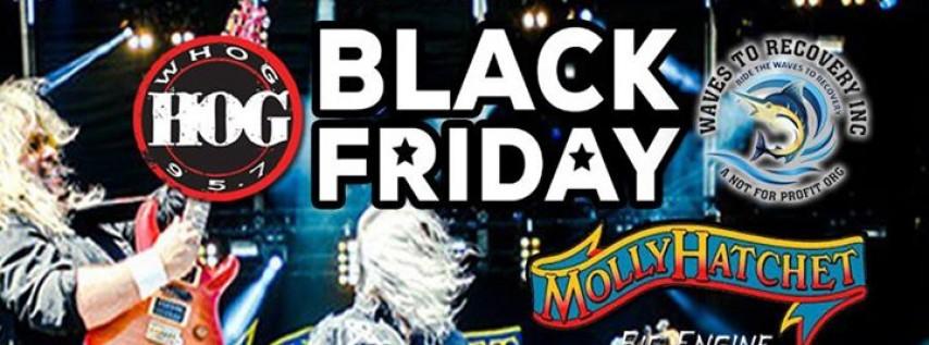 HOG 95.7 Black Friday Concert