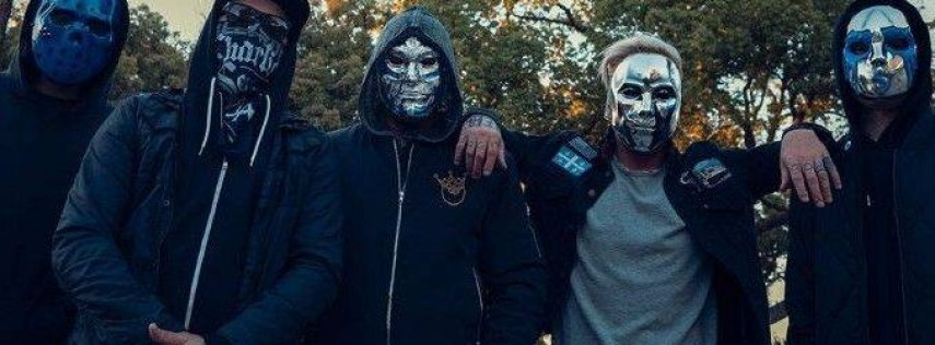 Hollywood Undead w. Butcher Babies
