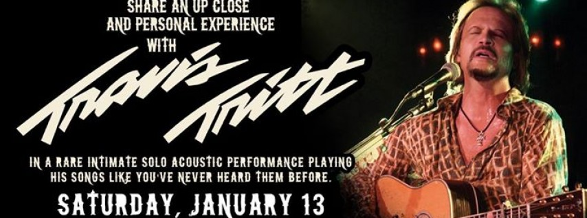 Travis Tritt at Charleston Music Hall