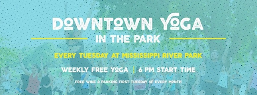 Downtown Yoga in the Park
