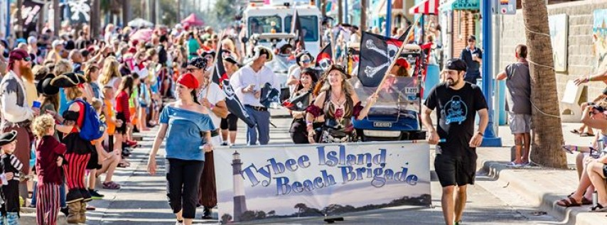 2018 Tybee Island Pirate Festival