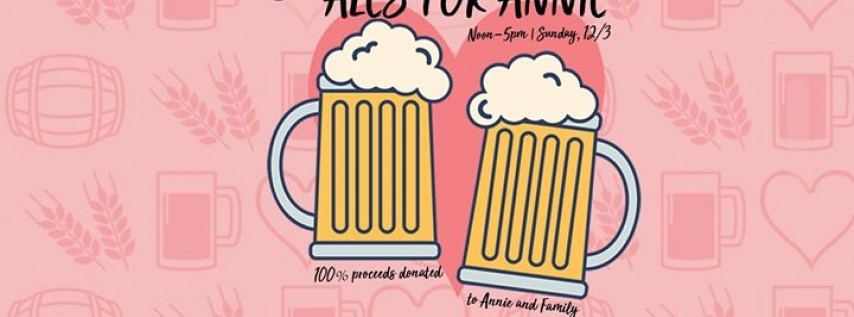 Ales for Annie