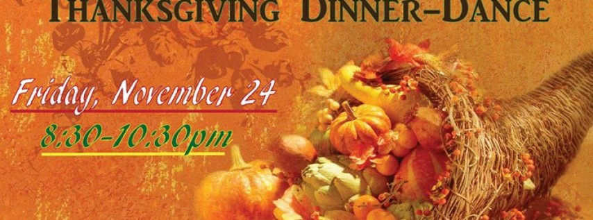 Thanksgiving Dinner-Dance