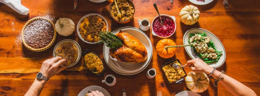 Grab Thanksgiving Meal To-Go at PARISH