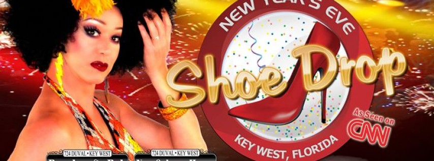 New Year's Eve Shoe Drop
