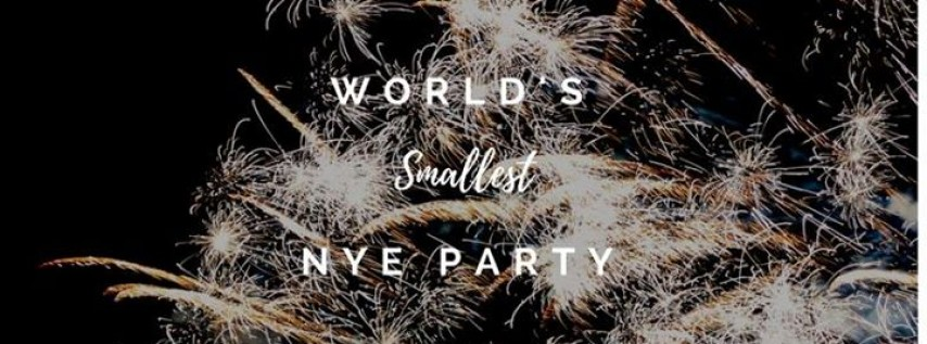 World's Smallest NYE Party